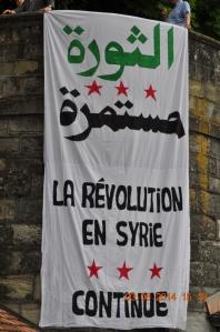 Depuis Lausanne, la Révolution Continue!